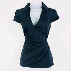 Express Women's Shirt Long Short Size M